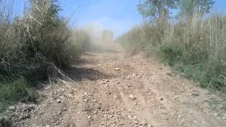 Download THAR climbs hill easily Video
