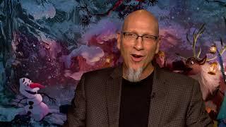 Download Olaf's Frozen Adventure Roy Conli Interview Video