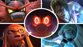 Download Super Smash Bros Ultimate All Cutscenes Cinematic Movie All Characters Trailers (Switch & Wii U) Video