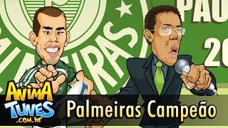Download Palmeiras Campeão - Vanderlei Pagodinho - ANIMATUNES Video