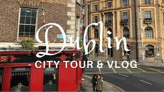 Download WELCOME TO DUBLIN IRELAND 🇮🇪 - CITY TOUR AND VLOG Video