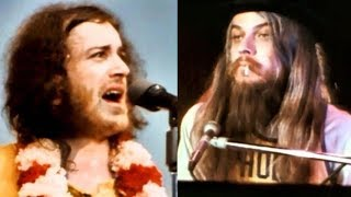 Download Joe Cocker The Letter with Leon Russell Live on Mad Dogs & Englishmen Video