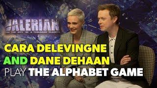 Download Cara Delevingne & Dane DeHaan Test Their Geography Skills | VALERIAN FULL INTERVIEW | The Hook Video