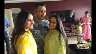Download Salman Khan Special Moments with Sisters Video