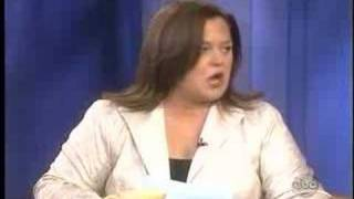 Download Rosie O'Donnell vs. Elisabeth Hasselbeck Cat Fight! Video