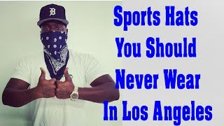 Download Sports Hats You Should Never Wear In Los Angeles Video