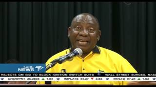 Download Ramaphosa, Dlamini-Zuma's campaigning gains momentum Video