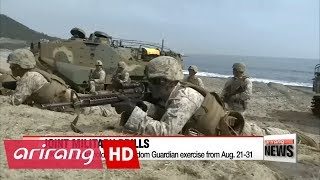 Download S. Korea-U.S. to kick off 10-day joint military drill starting Monday Video