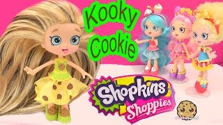 Download DIY Custom Kooky Cookie SHOPPIES SHOPKINS Doll - How To Craft Do It Yourself Video Cookieswirlc Video