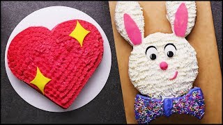 Download Satisfying Cake Decorating Tutorial | Cake Hacks | Cake Decorating Challenge | DIY Cake Tips Video
