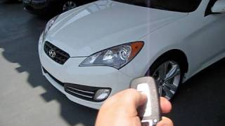 Download Picking Up My New 2010 Hyundai Genesis Coupe 3.8 Grand Touring Video