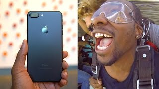 Download iPhone 7 Week, Skydiving, and Unboxings! Video
