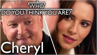 Download Cheryl & Dad Look At The Tweedy History | Who Do You Think You Are Video