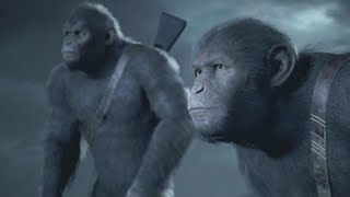 Download 6 Minutes of Planet of The Apes: Last Frontier Gameplay Video