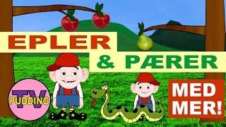 Download Epler og pærer (og mye annet) | Norske barnesanger Video