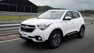 Download Caoa Chery Tiggo 5x: SUV chega para enfrentar HR-V, Creta e T-Cross - hcar.blog.br Video
