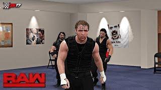 Download WWE 2K17 Custom Story - The Shield Meets Their Destiny? Raw 2017 ft. Lesnar, Kurt Angle - 29 Video