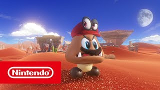 Download Super Mario Odyssey - E3 2017 Trailer (Nintendo Switch) Video