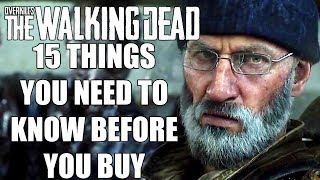 Download Overkill's The Walking Dead - 15 Things You Need To Know Before You Buy Video