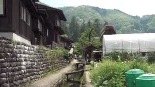 Download 22 Florian auf Tour - Shirakawa-gô - Eindrücke Video
