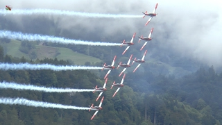 Download Swiss Airshow Meiringen's 75th Anniversary Part 1 Video