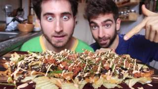 Download Korean BBQ Chip Loaded Nachos Video