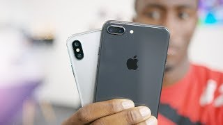 Download iPhone X vs iPhone 8? Ask MKBHD V20! Video