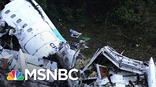 Download Soccer Team Plane Crash Possibly Due To Electrical Issues | MSNBC Video