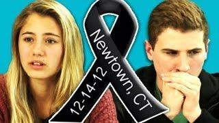 Download Teens React to Newtown School Shooting Video