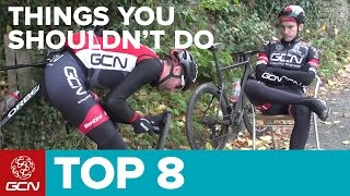 Download Basic Cycling Mistakes – 8 Things Cyclists Shouldn't Do Video