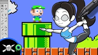 Download The Making of - Jack Septiceye Vs. Super Mario Maker Video
