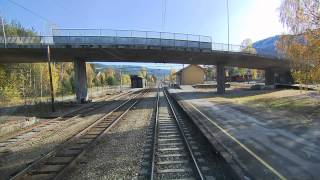 Download Scenic train ride from Bergen to Oslo (Norway) Video