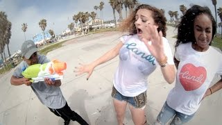 Download Wet T-Shirt Game of S.K.A.T.E Video