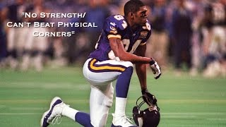 Download Randy Moss - ″No Strength/Can't Beat Physical Corners″ Video