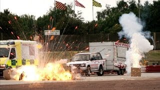 Download BANG! Explosive Hollywood race | Top Gear at the Movies Video