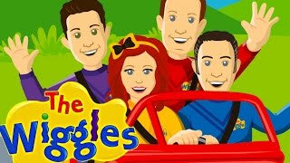 Download The Wiggles Big Red Car Game Episodes The Wiggles Cartoons Videos For Kids Video