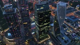 Download 4К - Москва Сити (Moscow City) с квадрокоптера Video