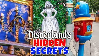 Download Top 7 Hidden Secrets at Disneyland Video
