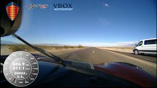 Download Koenigsegg Agera RS hits 284 mph - VBOX verified Video