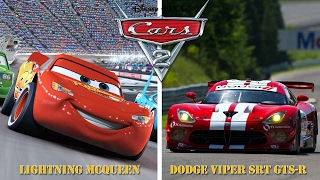 Download Cars 2 Characters In Real Life Video
