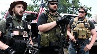 Download Interview: III% Militia Group Guards Gettysburg Memorial Video
