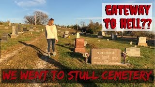 Download we went to Stull Cemetery | 13 Days of Halloween Video