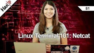 Download Linux Terminal 101: Netcat Video