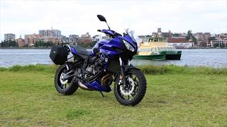 Download Yamaha MT-07 Tracer Review Video