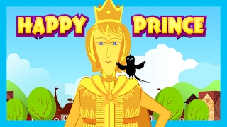 Download HAPPY PRINCE - Bedtime Story For Kids In English || English Stories For Kids || Tia and Tofu Video