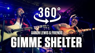 Download ″Gimme Shelter″ (Rolling Stones) by Aaron Lewis & Friends - 360° - The VR Sessions Video