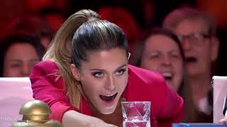 Download Top 7 ″Judges Can't Sit″ It's Too Much FUN... Let's Dance Moments On Got Talent WORLD! Video