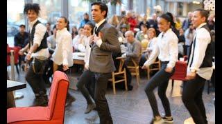 Download Amir & Aida - a flashmob proposal, Stockholm Sweden Video