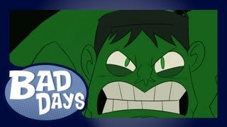 Download The Incredible Hulk - Bad Days - Episode 10 Video