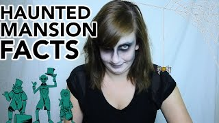 Download 10 Things You Didn't Know About The Haunted Mansion! Video